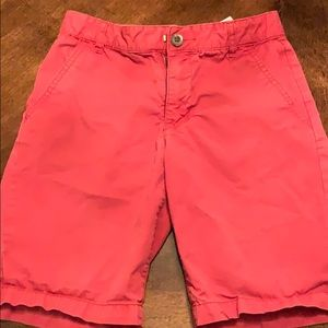 Old Navy boys shorts red
